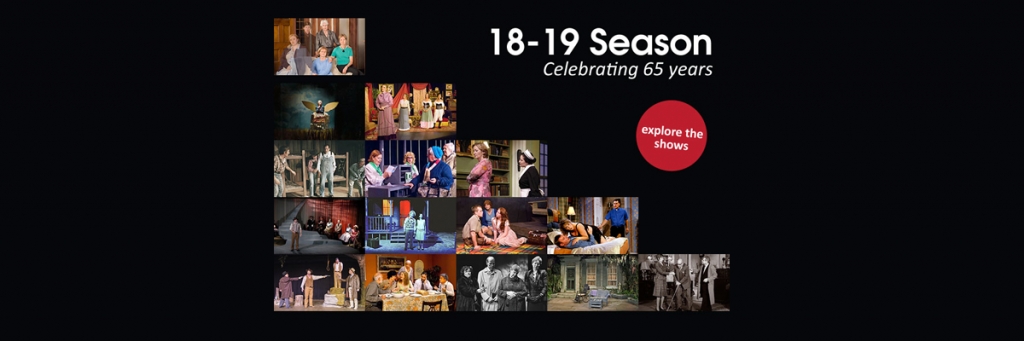Season Playbill – New Season 2018-2019